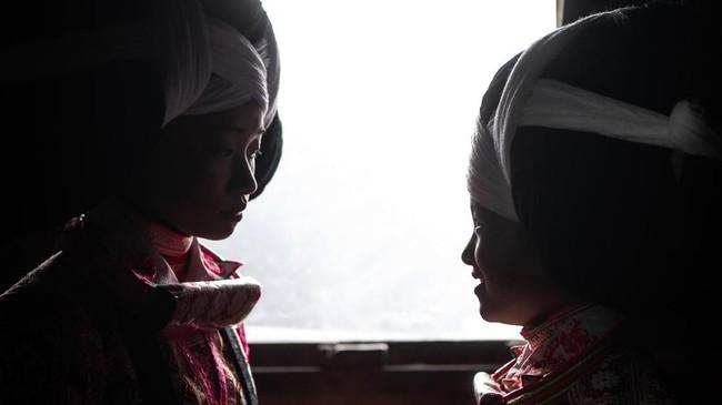 Itu sudah diturunkan dari satu generasi ke generasi lain dan dijaga bak benda pusaka. (Photo by FRED DUFOUR / AFP)
