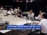 Softbank Suntik Dana ke Mubadala
