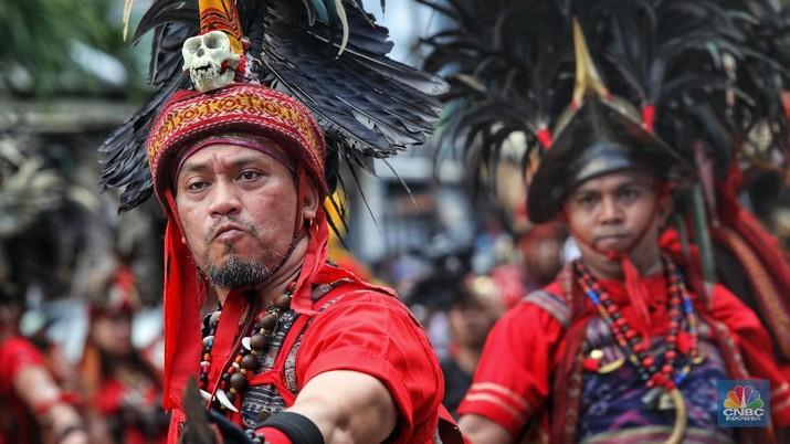 Mengintip Meriahnya Perayaan Cap Go Meh di Ibu Kota