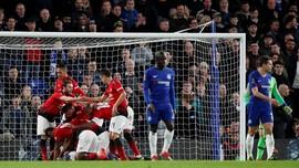 Manchester United Singkirkan Chelsea di Piala FA