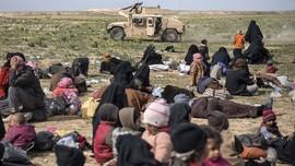 Inggris Tolak Pulangkan Anak-anak Pengikut ISIS