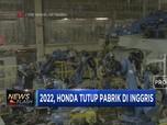 Honda Berencana Tutup Pabrik di Inggris