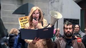 VIDEO: Tetapkan Status Darurat, Gedung Putih Dituntut Rakyat