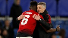 Paul Pogba Ingin Man United Pertahankan Solskjaer