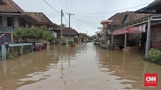 Ribuan Rumah di Musi Rawas Utara Terendam Banjir