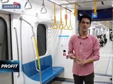 Menjajal MRT Jakarta