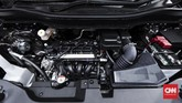 Nissan Livina baru menggendong mesin 1.499cc yang dapat menyemburkan tenaga 102,5 daya kuda pada RPM 6.000 dan torsinya 141 nm pada RPM 4.000. (CNNIndonesia/Safir Makki)