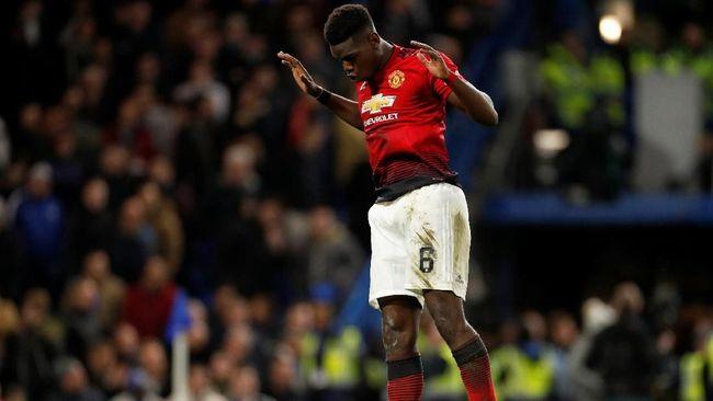 Pogba yang Kembali Berdansa Usai Menderita Bersama Mourinho
