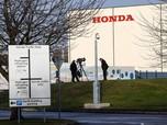 Keputusan Honda Tutup Pabrik Bikin Inggris Kecewa