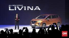 Nissan Dirundung Masalah, Laba Anjlok 87 Persen