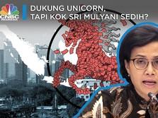 Dukung Unicorn, Kok Sri Mulyani Sedih?