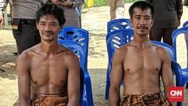 Asa Suku Anak Dalam Jambi Pilih Presiden di Pemilu 2019