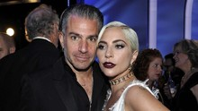 Asmara 'Tiga Februari' Lady Gaga dan Christian Carino