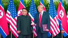 VIDEO: Trump Turunkan Ekspektasi Jelang Bertemu Kim Jong-un