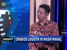 Wow! Ongkos logistik di Indonesia capai 24%