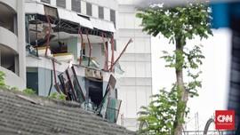 Teknisi Pipa Gas Jadi Tersangka Ledakan di Mal Taman Anggrek