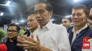 Jokowi: Saya Tak Masalahkan Lahan Prabowo Legal atau Tidak