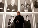 Meninggal di Usia 85 Tahun, Ini Gaya Nyentrik Karl Lagerfeld