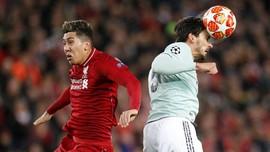 Bayern Munchen Tahan Imbang Liverpool di Anfield