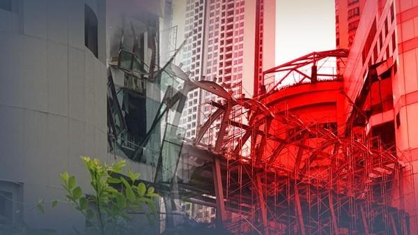 Ledakan di Mal Taman Anggrek