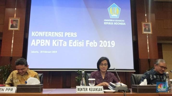 Belanja pegawai dalam realisasi Anggaran Pendapatan dan Belanja Negara (APBN) 2019 hingga 31 Januari lalu naik, menurut data Kementerian Keuangan.