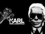 Sederet Sentuhan Karl Lagerfeld, Sang Designer Nyentrik