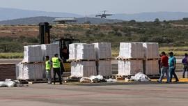 Bantuan AS untuk Venezuela Tiba di Karibia
