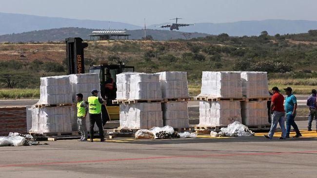 Brasil dan AS Koordinasi Bantuan Kemanusiaan untuk Venezuela