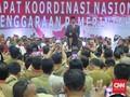 Marak Hoaks, Jokowi Minta Kepala Desa Ajak Warga Rasional