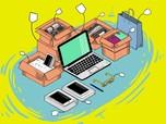 Ramai Barang China, Begini Dahsyatnya Transaksi e-Commerce RI