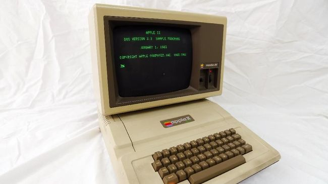 Komputer Apple 'Jadul' Masih Bisa Dipakai