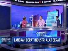 Wah, Indonesia Juga Produsen Alat Berat Merek Asing!
