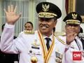 Dukung Jokowi, Gubernur Riau Disebut Belum Izin PKS dan PAN