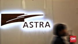 Astra International Bagikan Dividen Rp8,66 Triliun