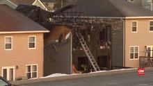 VIDEO: Kebakaran Rumah Pengungsi di Kanada Tewaskan 7 Orang