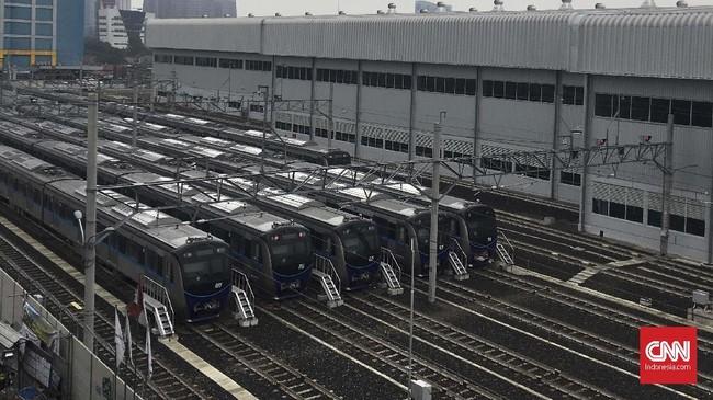 Tarif MRT Bakal Dibagi Tiga Zona