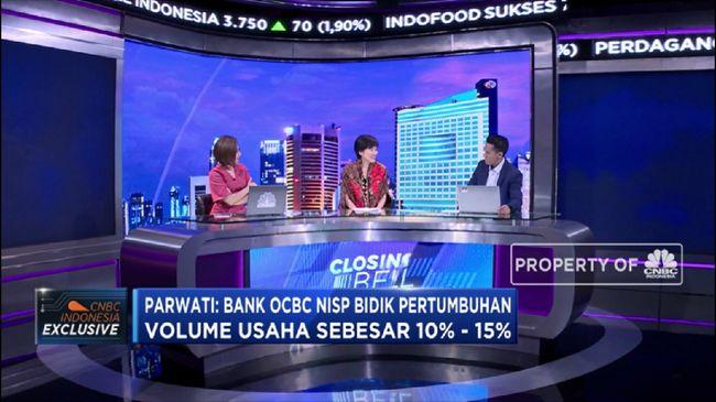 NISP OCBC NISP Targetkan Pertumbuhan Bisnis 15%