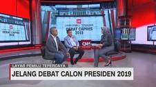 Mi'ing & Farhan Mengulas Topik Jelang Debat Kedua Bag 4/5