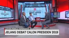 Mi'ing & Farhan Mengulas Topik Jelang Debat Kedua Bag 5/5