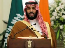 Putra Mahkota Arab MBS Luncurkan Kota Bebas Karbon