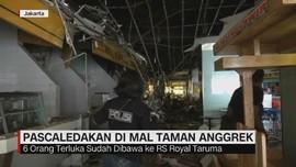 Pasca Ledakan di Mall Taman Anggrek