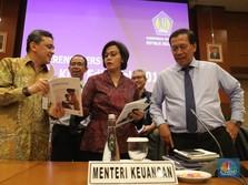 Baru Sebulan, Defisit APBN 2019 Sudah Capai Rp 45 T
