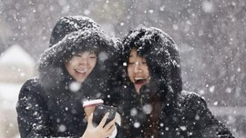 Hujan Salju di Bekasi Tinggal Menunggu Hari!