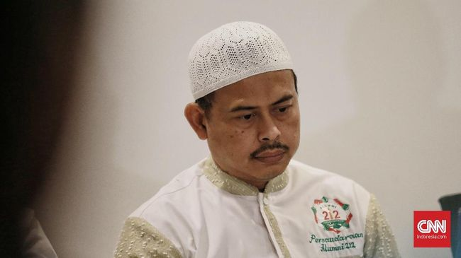 Polisi Akan Jemput Paksa Slamet Maarif jika Mangkir Lagi
