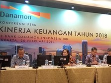 Danamon Bagi Dividen Rp 143,22/Saham dan Merger dengan BNP