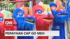 Perayaan Cap Go Meh di Glodok