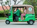 Siap-Siap! Grab Mulai Uji Coba Layanan Bajay di Jakarta
