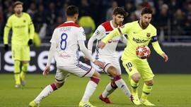Tanpa Gol Usai 54 Tembakan, Laga Liga Champions Membosankan