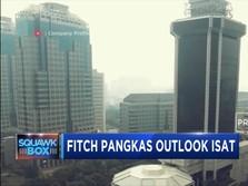 Fitch Ratings Revisi Prospek Indosat