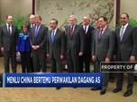 Menlu China Bertemu Perwakilan Dagang AS